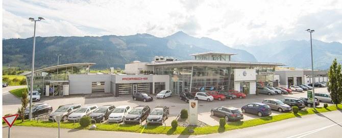 Porsche Zell am See
